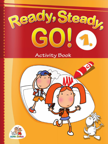 READY, STEADY, GO! – Activity book
