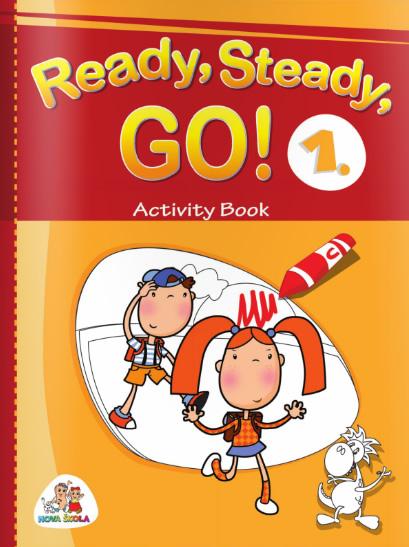 READY, STEADY, GO! – Activity book
