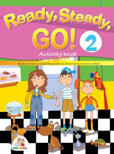 READY, STEADY, GO! 2 Activity book 2