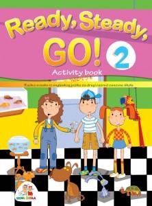 READY, STEADY, GO! 2 Activity book 2